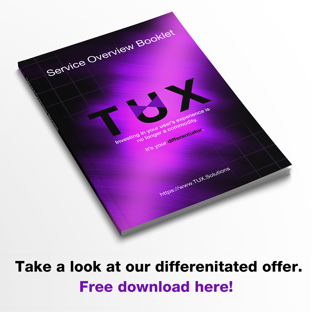 Free Download: TUX Service Overview Booklet