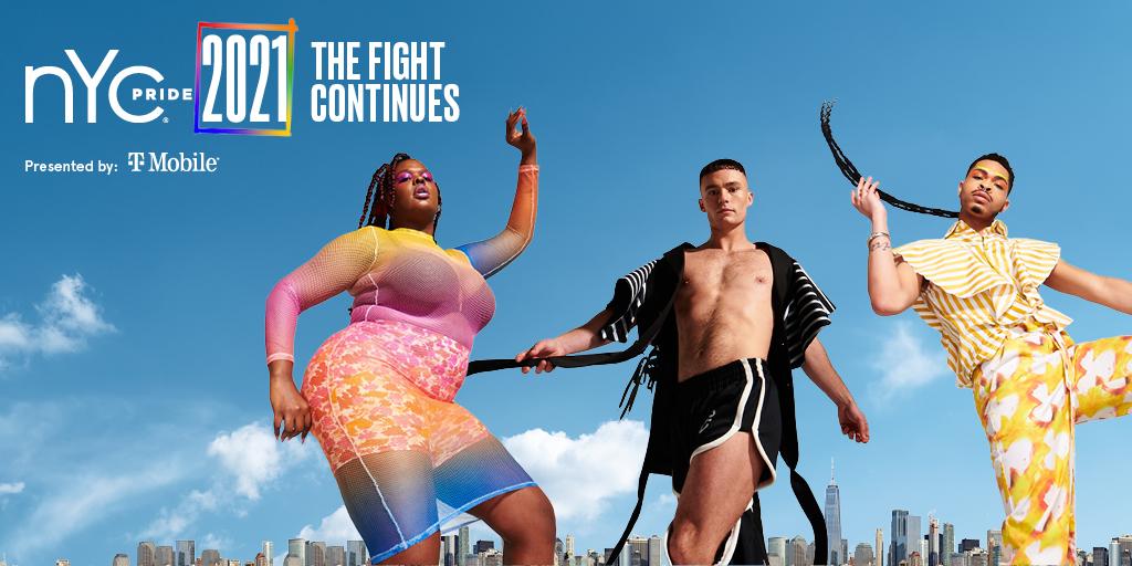 NYC Pride 2021: TUX as Digital Producer